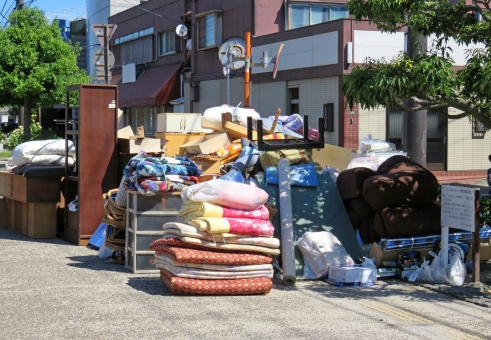 引越ゴミ処理不用品回収