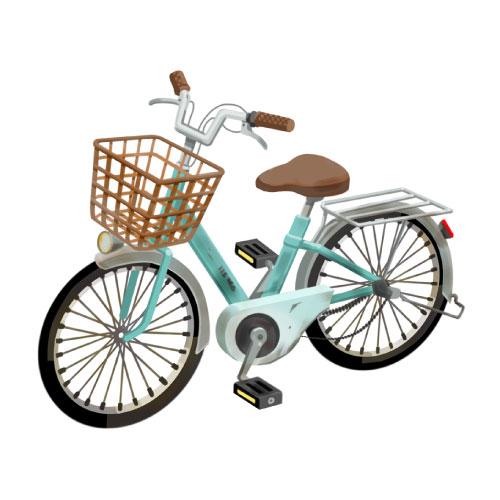 自転車やバイクなど