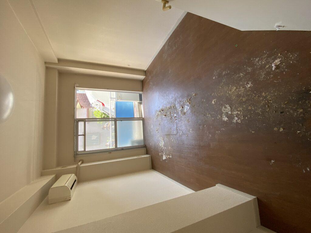 【事例】熊本市北区のワンルームアパート-片付け後(居室)